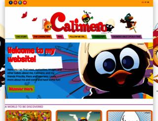 calimero.com screenshot