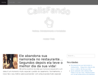 calisfando.co screenshot