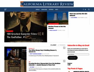 calitreview.com screenshot