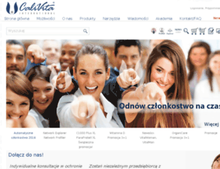calivita.com.pl screenshot