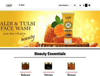 calixherbal.com screenshot