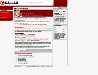 callax.de screenshot