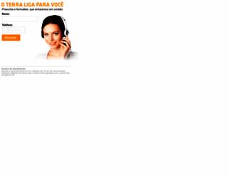 callback.terra.com.br screenshot