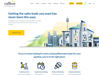 callbox.com.my screenshot