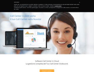 callcentercloud.eu screenshot