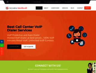 callcentervoipdialer.com screenshot