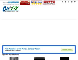 callforfix.com screenshot