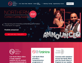 callnorthwest.org.uk screenshot