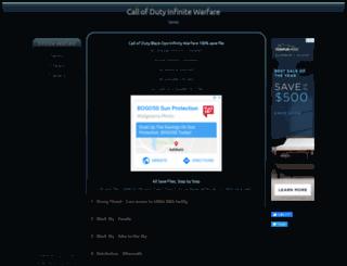 callofdutysavegames.com screenshot