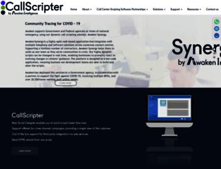 callscripter.com screenshot