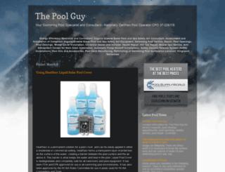callthepoolguy.com screenshot