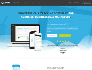 calltracking.dynamicic.com screenshot