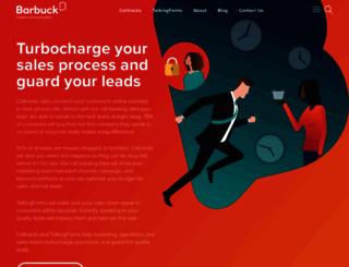 calltracks.com screenshot