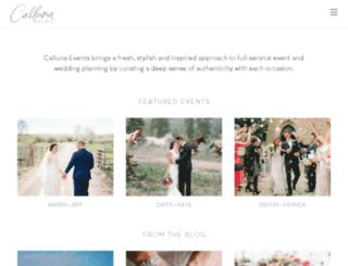 calluna.wpengine.com screenshot