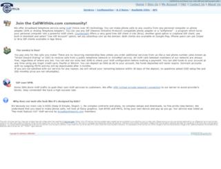 callwithus.com screenshot