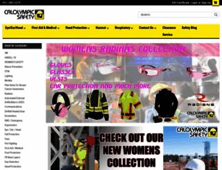 caloly-safety.com screenshot