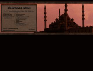 calormen.com screenshot