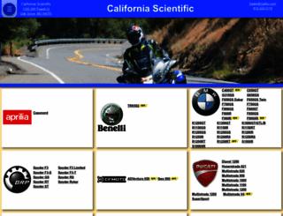 calsci.com screenshot