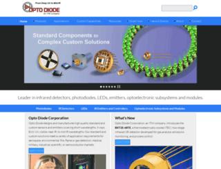 calsensors.com screenshot