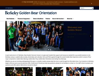 calso.berkeley.edu screenshot