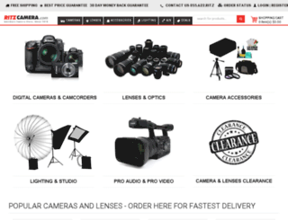 calumetphoto.com screenshot