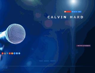 calvinhard.de screenshot