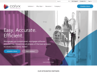 calyxnews.com screenshot