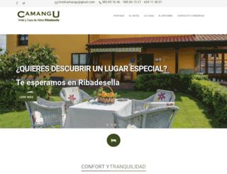 camangu.com screenshot