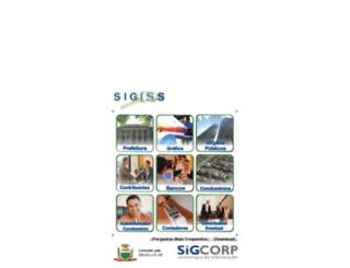 camaqua.sigiss.com.br screenshot