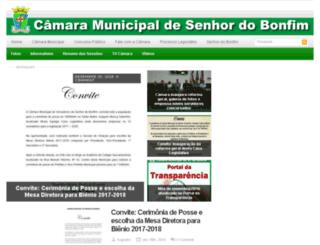 camarasb.ba.gov.br screenshot