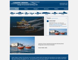 camarc.com screenshot
