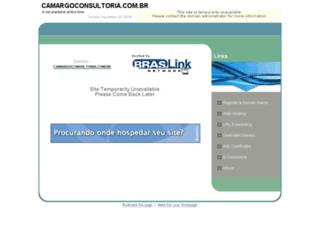 camargoconsultoria.com.br screenshot