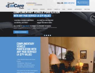 camarillocarcarecenter.com screenshot