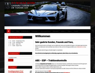 camaro-tuning.com screenshot