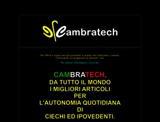 cambratech.it screenshot