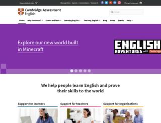 cambridge-english-advanced.cambridgeesol.org screenshot