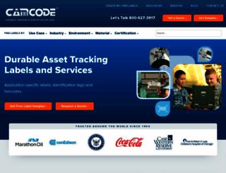 camcode.com screenshot