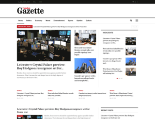 camdengazette.co.uk screenshot