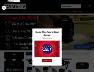 came-tv.com screenshot