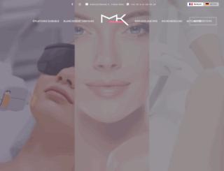 cameleone-agence.com screenshot