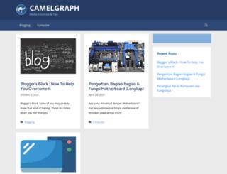camelgraph.com screenshot