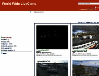 camelive.info screenshot