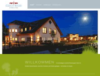 camelot-resort.de screenshot