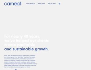 camelotmarketingandmedia.com screenshot