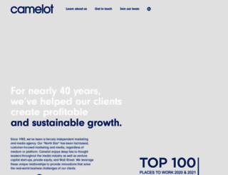 camelotsmm.com screenshot