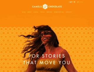 camelsandchocolate.com screenshot