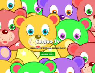 cameo.tv screenshot