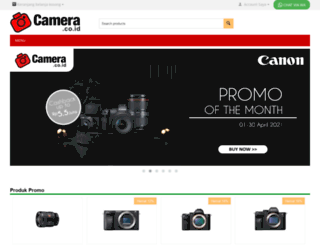 camera.co.id screenshot