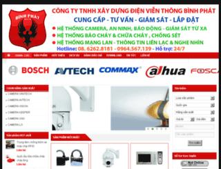 camerachongtrom24h.com screenshot