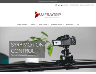 cameragrip.co.uk screenshot